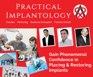 Practical Implantology Course & Mentoring Program for the General Dental Practitioner – Cohort #5