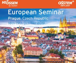 Osstem / Hiossen European Seminar – Prague