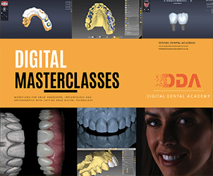 Masterclass in Digital Implant Dentistry – Dec 6/7 – Norwich