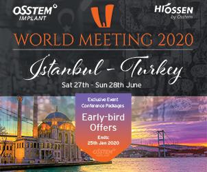 Osstem World Meeting 2020, Istanbul – Turkey