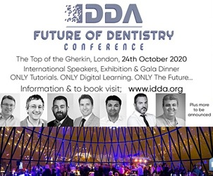 Future of Dentistry Conference by International Digital Dental Academy – London 24 Oct 2020
