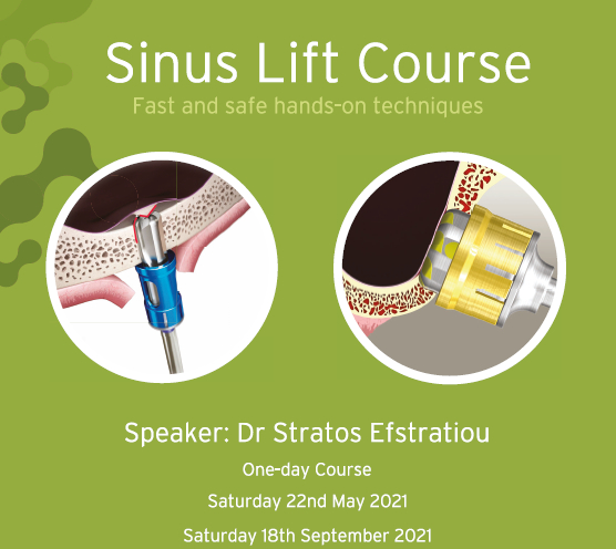 Sinus Lift Course Stanmore – London