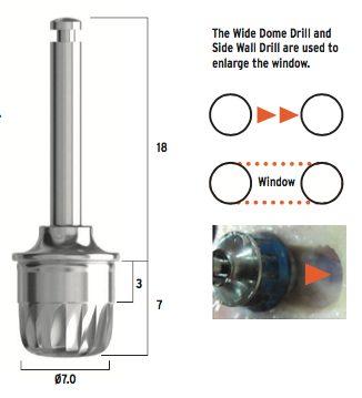 LAS KIT Wide Drill