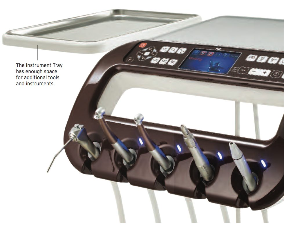 K3 Chair Instrument Tray