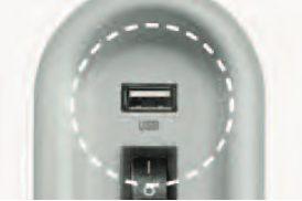 K3 Chair USB Port